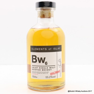 Elements Of Islay Bw6 50cl
