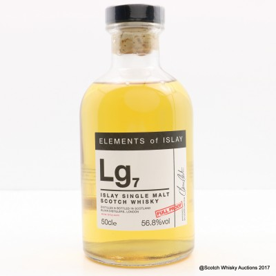 Elements Of Islay Lg7 50cl