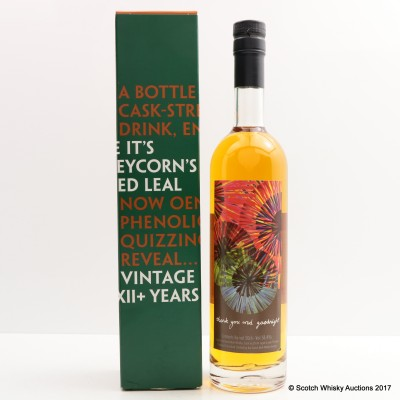 SMWS 29.44 Laphroaig 13 Year Old 26 Malts 50cl