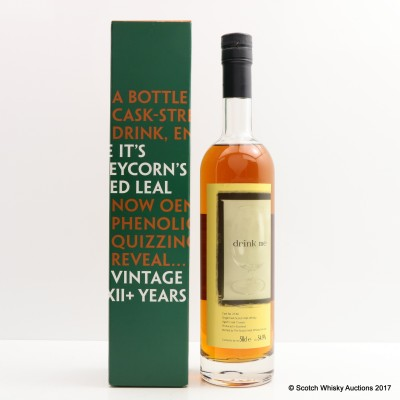 SMWS 27.60 Springbank 15 Year Old 26 Malts 50cl
