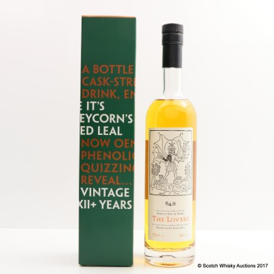 SMWS 64.8 Mannochmore 12 Year Old 26 Malts 50cl