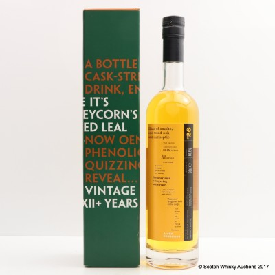SMWS 26.42 Clynelish 12 Year Old 26 Malts 50cl