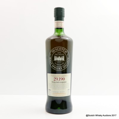 SMWS 29.190 Laphroaig 1999 17 Year Old