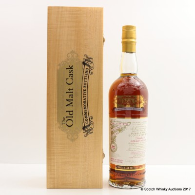 Glen Grant 30 Year Old Old Malt Cask 60th Anniversary of Douglas Laing