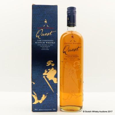 Johnnie Walker Quest 75cl