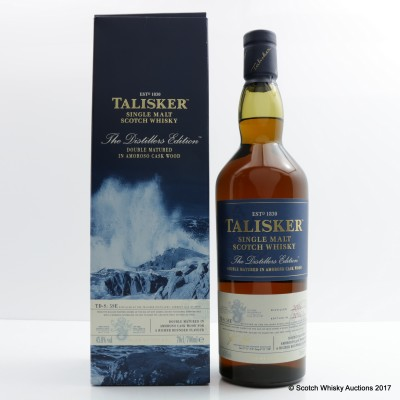 Talisker 2006 Distillers Edition