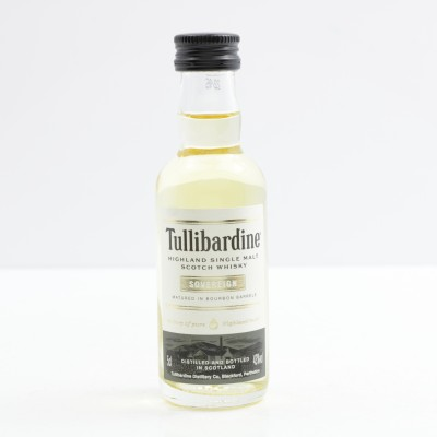 Tullibardine Sovereign Mini 5cl