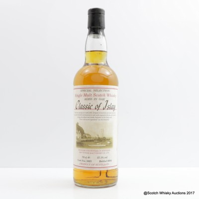 Classic Of Islay Vintge Malt Whisky Co. ltd 2004
