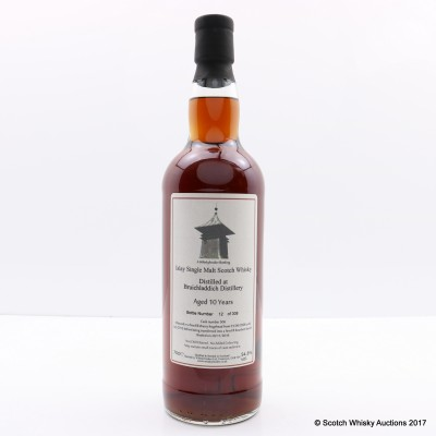 Bruichladdich 10 Year Old For Whisky Broker