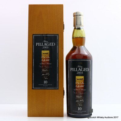 Pillaged Malt 2003 10 Year Old