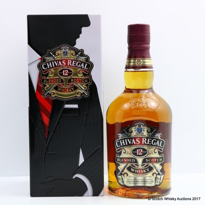 Chivas Regal 12 Year Old Patrick Grant Limited Edition