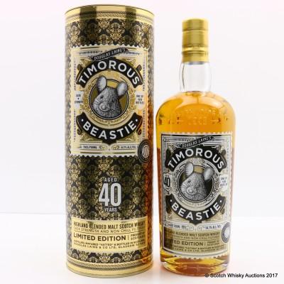 Timorous Beastie 40 year Old