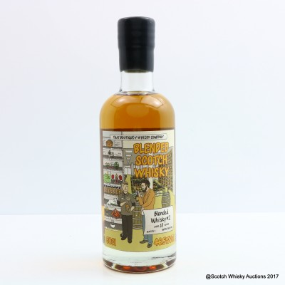 Boutique-Y Whisky Co Blended Whisky #2 18 Year Old Batch #1 50cl