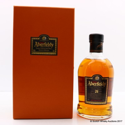 Aberfeldy 21 Year Old