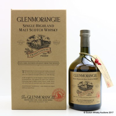 Glenmorangie 10 Year Old 100° Proof 1L