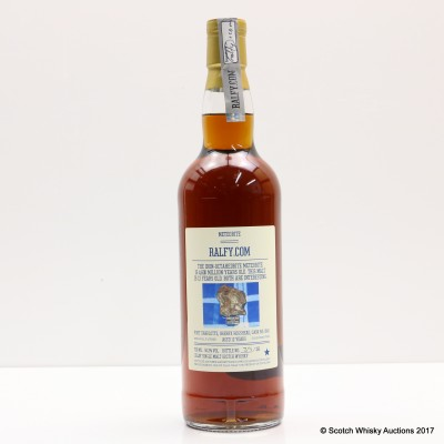 Port Charlotte 'Meteorite' 12 Year Old Single Cask #941 For Ralfy.com