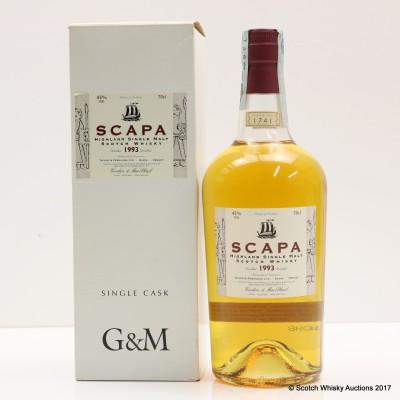 Scapa 1993 Gordon & Macphail