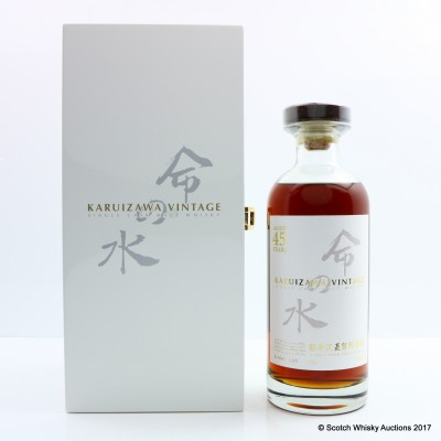 Karuizawa 1968 45 Year Old Single Cask #1946
