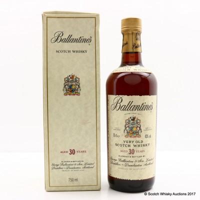 Ballantine's 30 Year Old 75cl