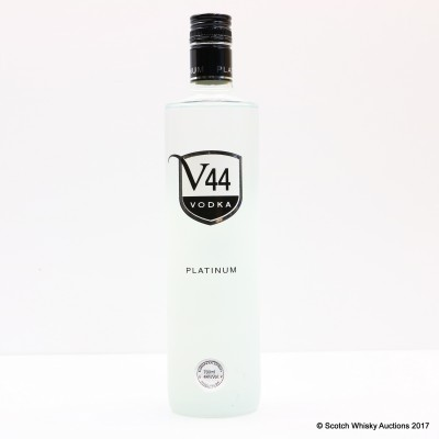 V44 Platinum vodka