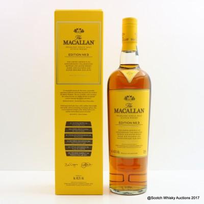 Macallan Edition No3
