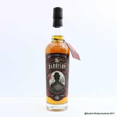 Compass Box 5th And Harrison 75cl