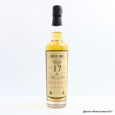 Cooley 1999 17 Year Old Single Cask Master Of Malt