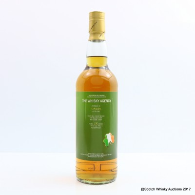 Cooley 1993 15 Year Old Madeira Finish Whisky Agency
