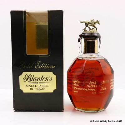 Blanton's Gold Edition 75cl