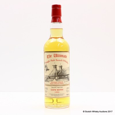 Glen Keith 1991 24 Year Old The Ultimate
