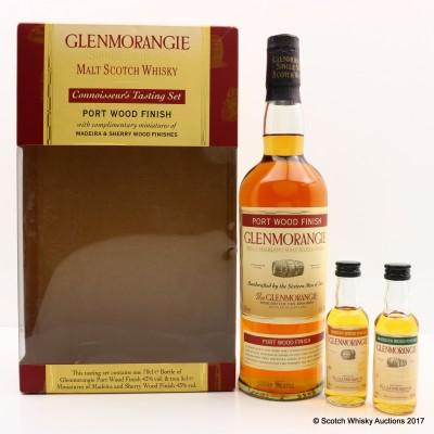 Glenmorangie Connoisseurs Tasting Set