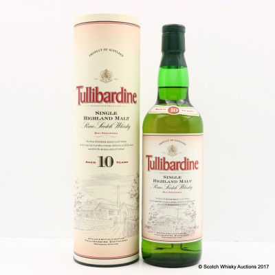 Tullibardine 10 Year Old