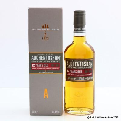 Auchentoshan 12 Year Old 20cl