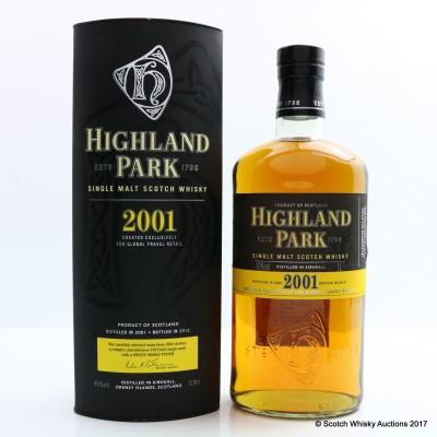 Highland Park 2001 1L