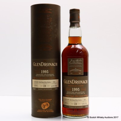 GlenDronach 1995 19 Year Old Single Cask #3250