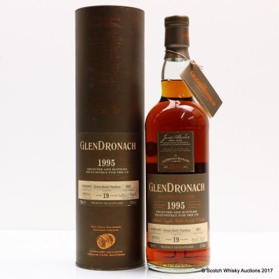GlenDronach 1995 19 Year Old Single Cask #4887