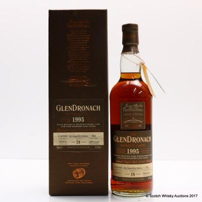 GlenDronach 1995 18 Year Old Single Cask #3302
