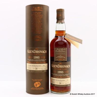 GlenDronach 1995 18 Year Old Single Cask #4039
