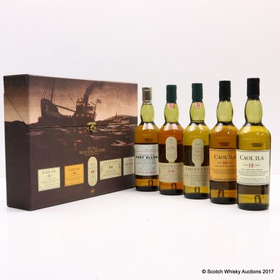 Classic Islay Collection 2005 Release 5 x 20cl