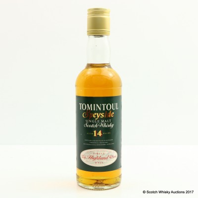 Tomintoul 14 Year Old 33cl