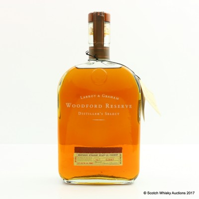 Woodford Reserve Distiller's Select 75cl