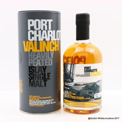 Port Charlotte Valinch 17 Foghar An Eorna 50cl