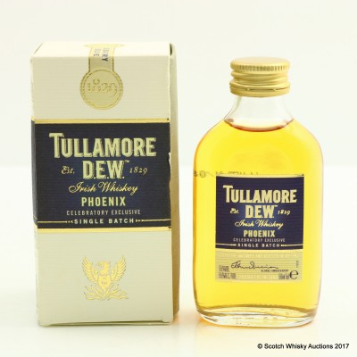 Tullamore Dew Phoenix Mini 5cl