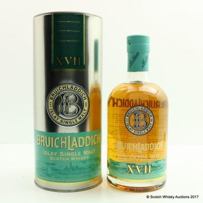 Bruichladdich 17 Year Old 1st Edition