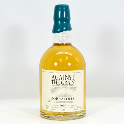 Against The Grain Borratolls 1996 11 Year Old