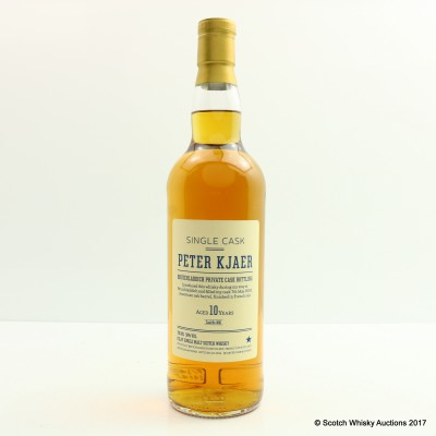 Bruichladdich 10 Year Old Single Cask #0001 Private Bottling