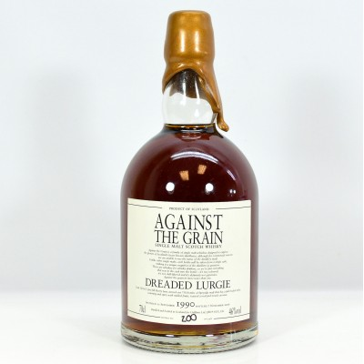 Against The Grain Dreaded Lurgie 1990 16 Year Old