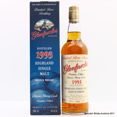 Glenfarclas 1993 Premium Edition