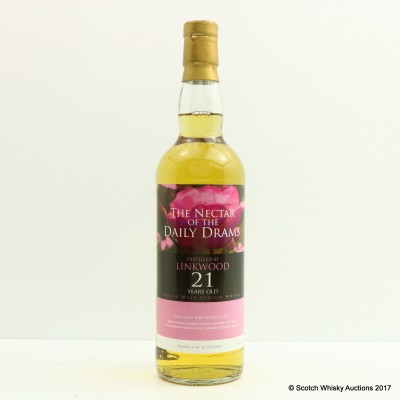 Linkwood 1989 21 Year Old Nectar Of The Daily Drams