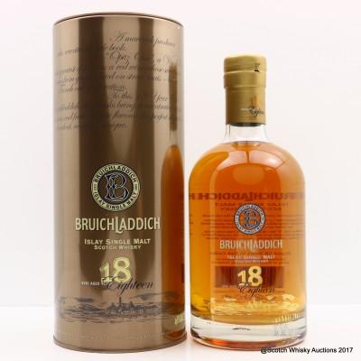 Bruichladdich 18 Year Old 2nd Edition